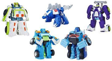 2003: Transformers Rescue Bots