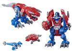 2004: Transformers Optimus Prime