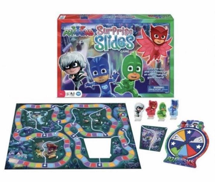 9010: PJ Masks Surprise Slides Game