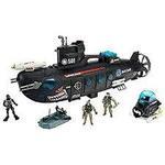 9016: Soldier Force Submarine