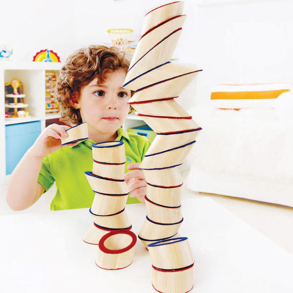 9019: Hape Totter Tower