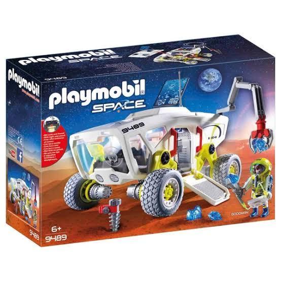 9023: Playmobil Space