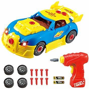 9030: Take Apart Car