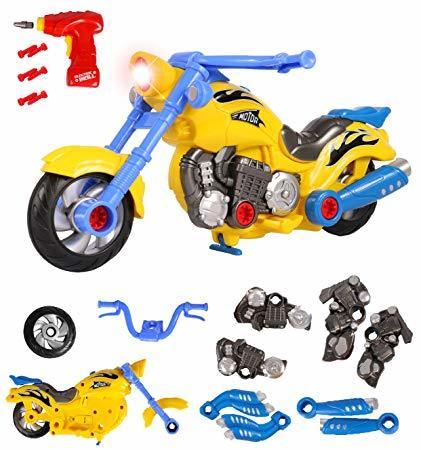 9031: Take Apart Motorbike