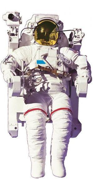 9033: Astronaut Floor Puzzle