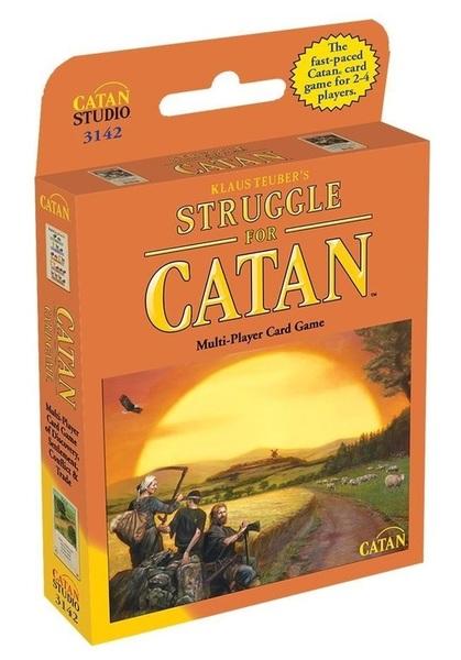 9034: Catan Card Game