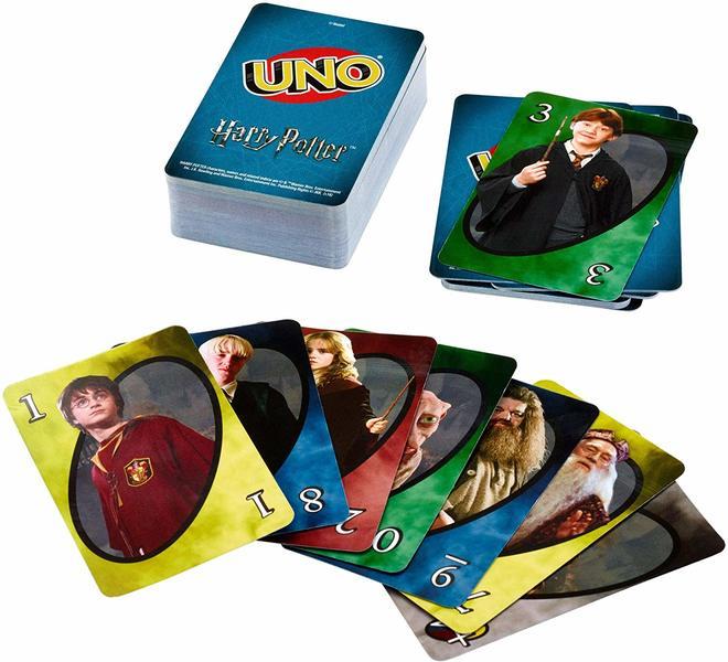 9035: Uno - Harry Potter