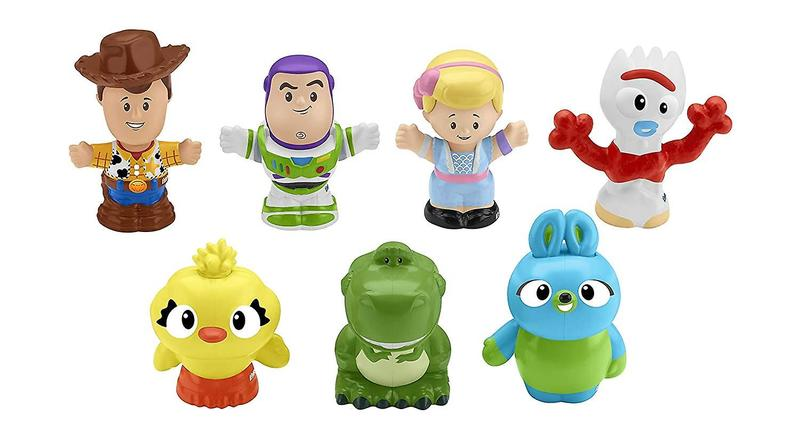 9052: Little People Toy Story 4 Figures