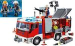 110: Playmobil Fire Truck