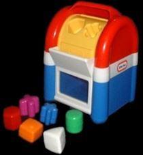 362: Littles Tikes Mailbox Shapes Sorter