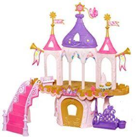 747: My Little Pony Wedding Castle