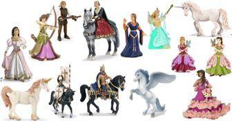 255: Schleich Fantasy Figures