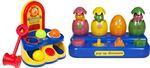 1077: Sit n Pound Arcade & Pop up Dinos