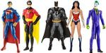 1226: DC Comics Superheroes Playset