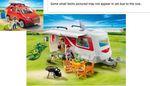 5: Playmobil Caravan and SUV