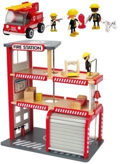 837: Hape Fire Station