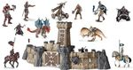 19: Schleich - World of Knights