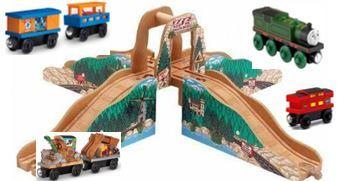 830: Thomas 4-in-1 Mountain Crossing
