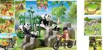 140: Playmobil Wildlife Zoo