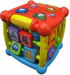 1312: Vtech Turn and Learn Cube