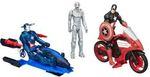 1018: Avengers Vehicle Set