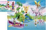 194: Playmobil Fairies and Swan Princess
