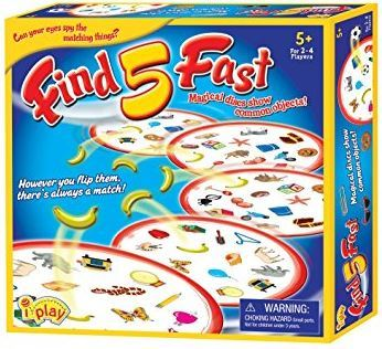 571: Find 5 Fast Game