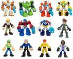 1658: Transformer Rescue Bots