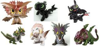 292: Dreamworks Dragons Mini