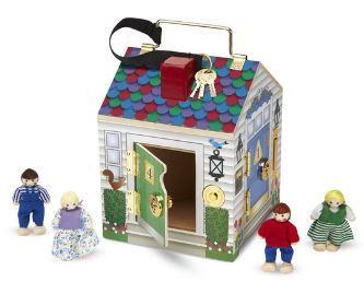 1426: Melissa and Doug Doorbell House