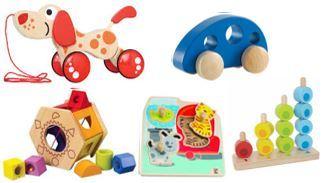 1333: Hape Baby Developmental Set
