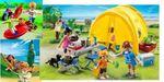 491: Playmobil Family Camping Set