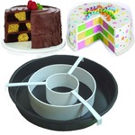 T06: Wilton Checkerboard Cake Set