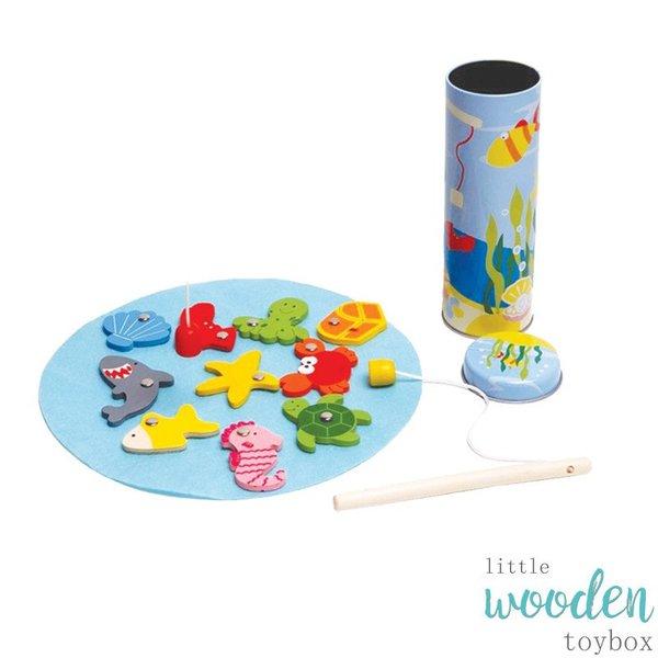 G19: Fishing Game Tin 1