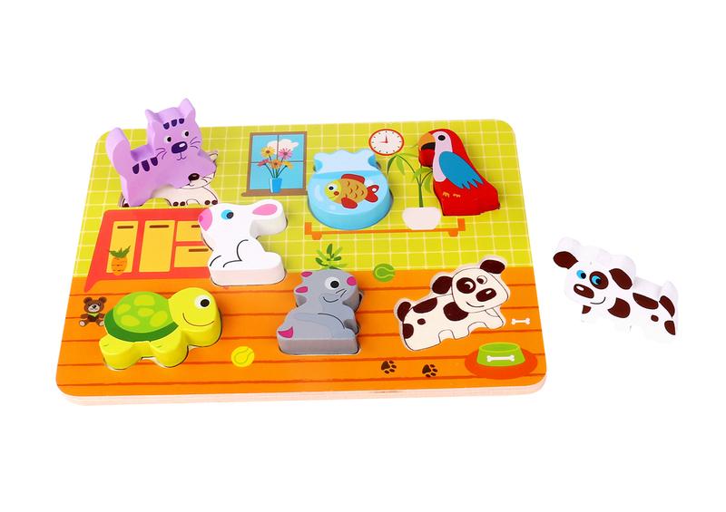 PZ04: Pet Puzzle