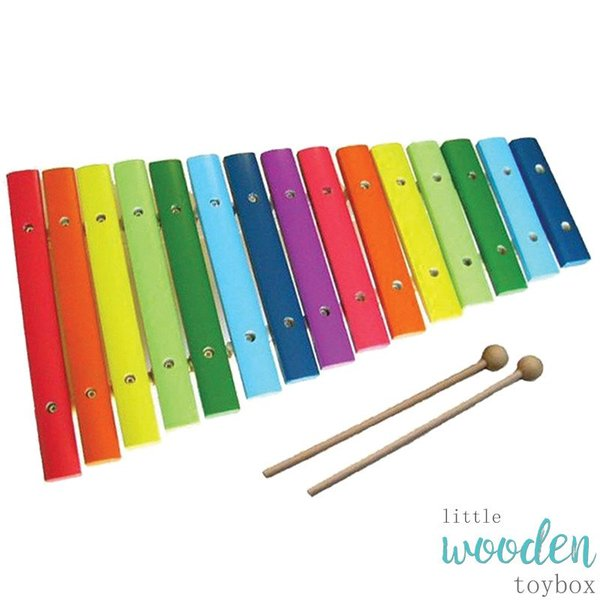 M01: Wooden Xylophone