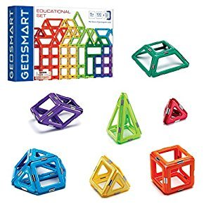 E05: GeoSmart 100Pc Educational Set