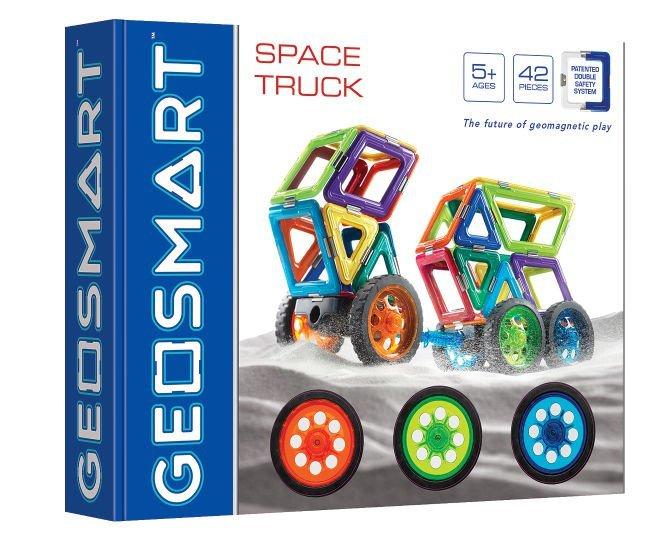 E06: GeoSmart 42Pc Space Truck