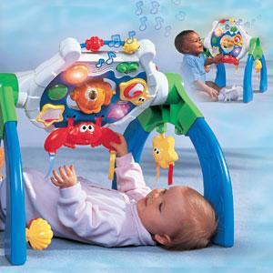 B11: Little Tikes 3-in-1 Ocean Gym