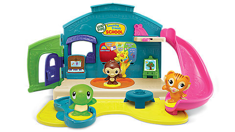 E07: Leapfrog Learning Friends Play & Discover School Set