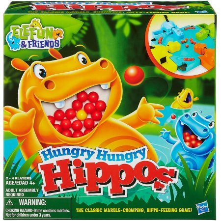 G27: Hungry Hungry Hippos