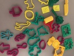 A23: Play-Doh Cutters Pack 3