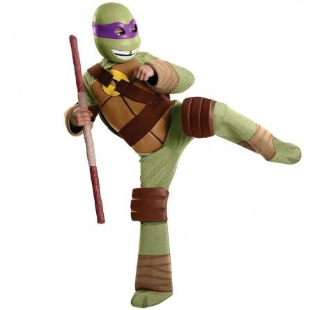 R28: Kids Donatello Ninja Turtle Costume