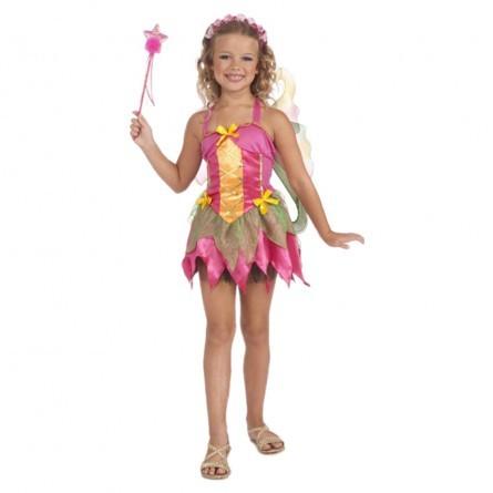 R35: Girls Garden Fairy Costume