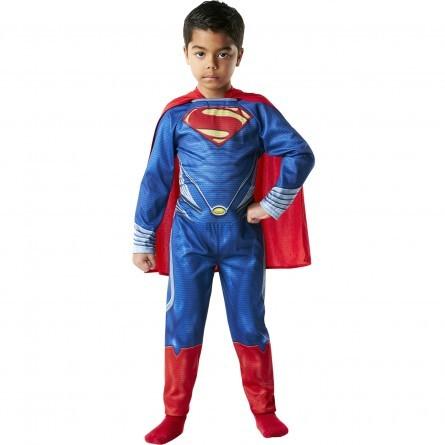 R36: Kids Man of Steel Superman Costume
