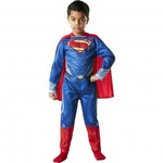 R36: Kids Man of Steel Superman Costume