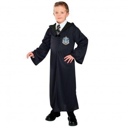 R50: Kids Slytherin Wizard Robe