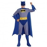 R54: Kids Batman Costume
