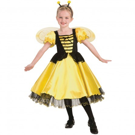 R55: Child Honey Bee Costume