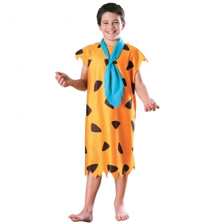 R59: Fred Flintstone Kids Costume